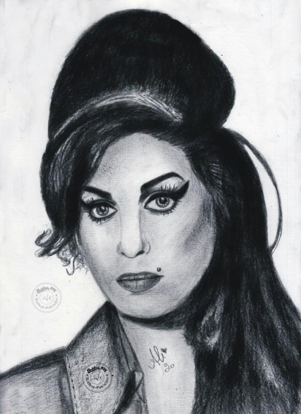 Amy Winehouse par bobbydar01@gmail.com